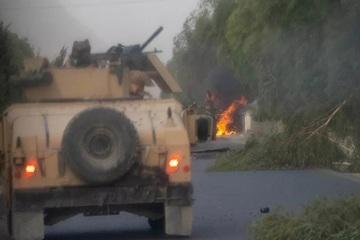 Mỹ và NATO rút quân, Afghanistan liên tiếp vang tiếng súng