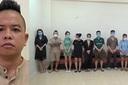Bay lắc cùng 'thánh chửi' Dương Minh Tuyền trong quán karaoke, 5 đối tượng bị khởi tố