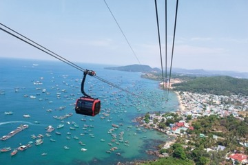 Kiên Giang thu hút trên 359.000 tỷ đồng vào lĩnh vực du lịch