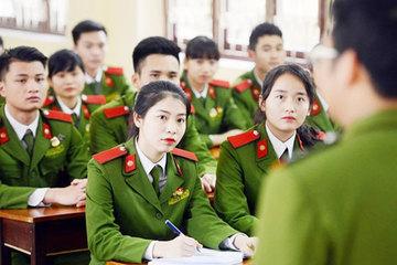 Xét tuyển vào trường quân đội, công an năm 2021 với thí sinh đặc cách tốt nghiệp thế nào?