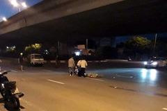 Tài xế ô tô gây tai nạn chết người rồi bỏ chạy bị người dân truy bắt, giao cho công an