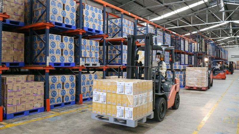 Vinamilk hỗ trợ quà tặng, trợ giá mùa dịch gần 170 tỷ đồng