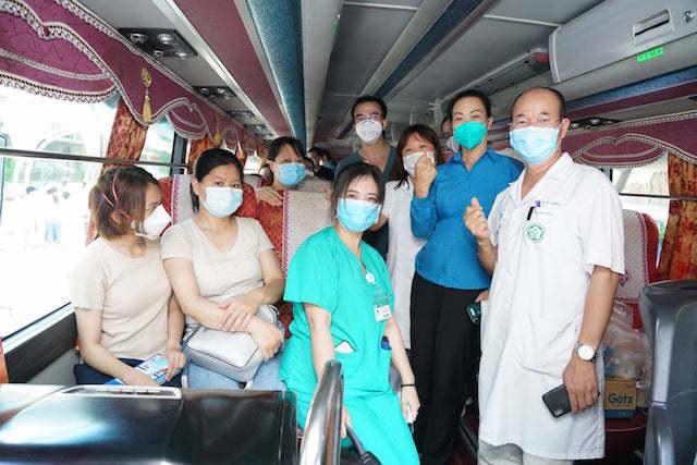 Covid-19,xét nghiệm,F0,bệnh viện dã chiến,BV Bạch Mai,TP Hồ Chí Minh