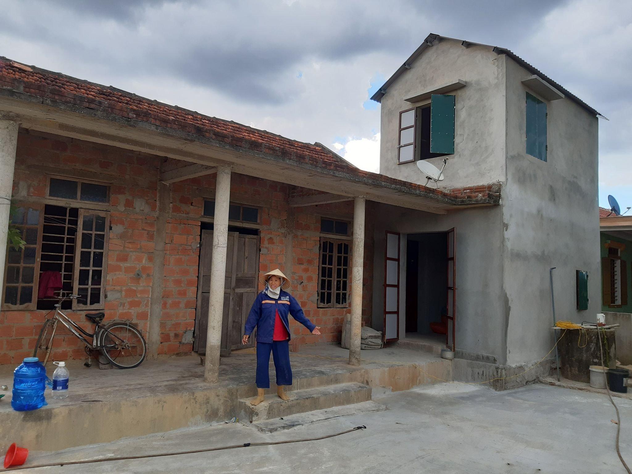 """Quảng Bình: Xây dựng 897 căn nhà """"An toàn chống chịu bão, lũ'"""