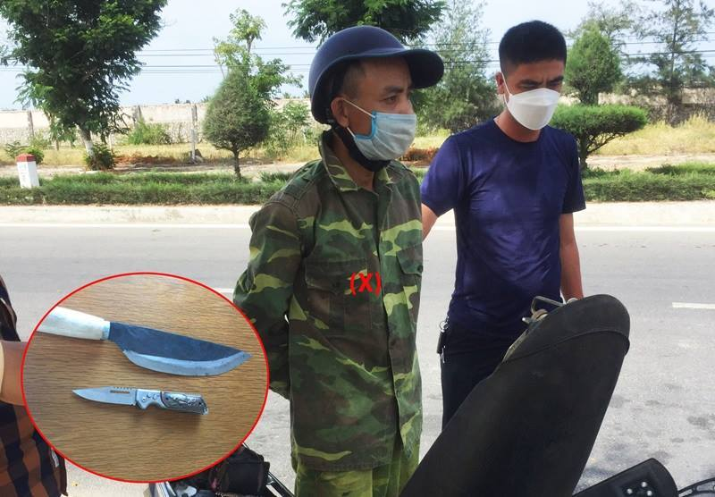 Quảng Nam: Bắt đối tượng trộm xe máy có ý định 'thông chốt'