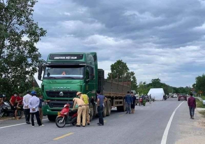 Hà Tĩnh: Điều tra vụ tai nạn giao thông khiến nữ giáo viên tử vong tại chỗ