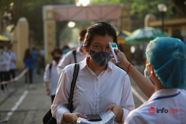 Các tỉnh linh hoạt phương án thi tốt nghiệp đợt 2, thí sinh Hà Tĩnh vượt 400km tới Bắc Giang thi chung