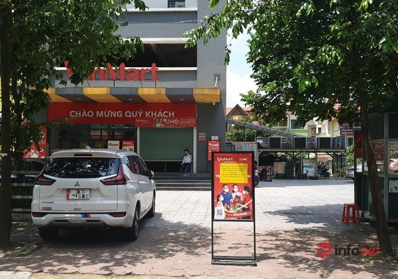 Siêu thị Hà Nội,Vinmart,Siêu thị đóng cửa