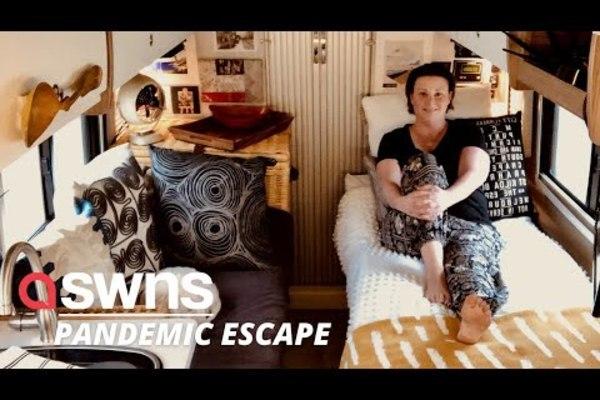 Quyết định táo bạo để vượt nỗi cô đơn của nữ bệnh nhân ung thư ở Mỹ