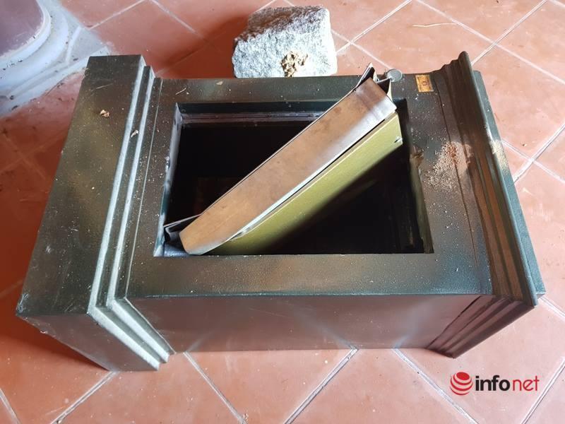 Nhóm trộm nhí chuyên đột nhập đền chùa phá hòm công đức và két sắt lấy tiền