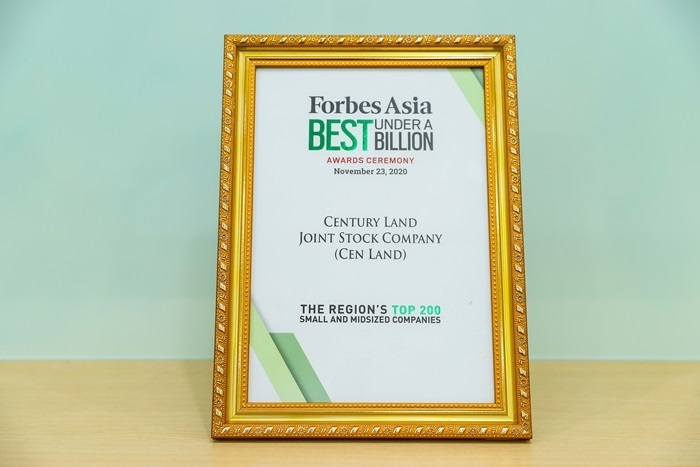 Cen Land,Công ty Cổ phần Bất động sản Thế Kỷ,CRE