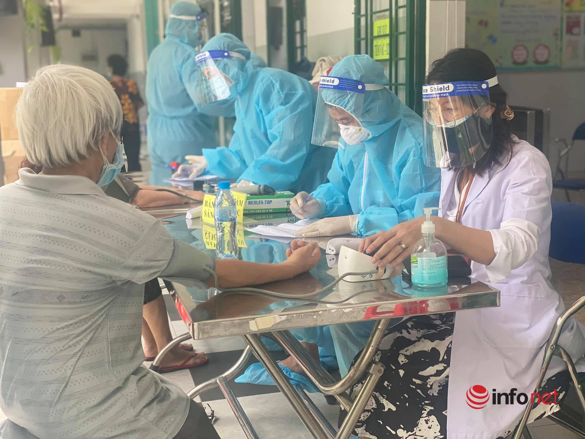 Phân bổ thêm cho TP.HCM 980 nghìn liều, Hà Nội 700 nghìn liều vắc xin ngừa Covid-19