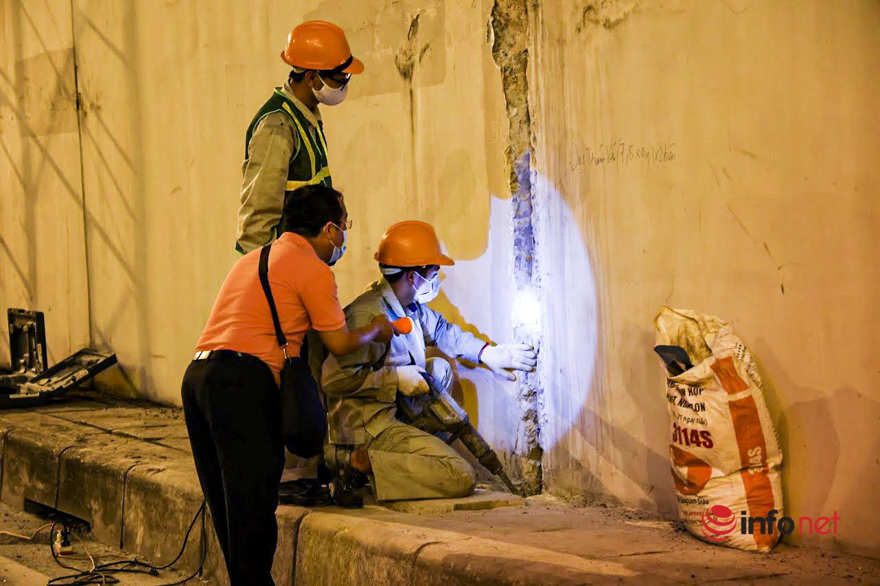 hầm Kim Liên,sửa hầm Kim Liên,an toàn giao thông