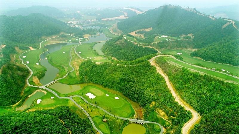 Sân golf Hilltop Valley Golf Club,Tập đoàn Geleximco,Geleximco Peakview Tower