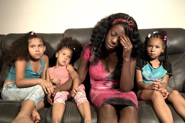 Thất nghiệp vì dịch bệnh, người mẹ phải bán máu để trả tiền thuê nhà và nuôi 3 con
