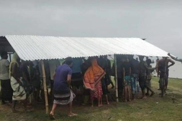 Sét đánh chết 17 người đi dự tiệc cưới ở Bangladesh
