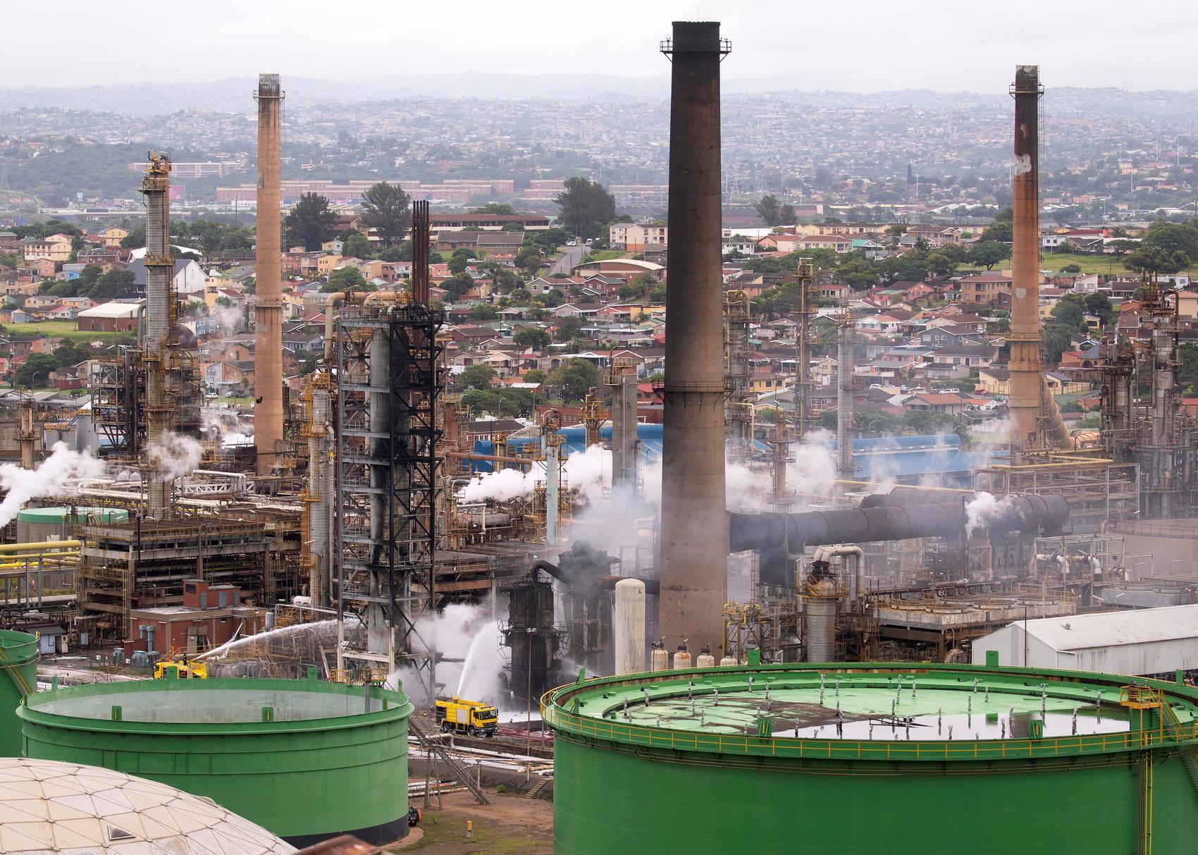 Vì sao Châu Phi cam kết chi hàng tỉ USD để cứu hành tinh?