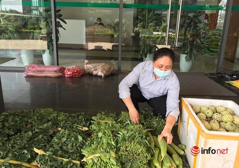 Huy động xe tải 2 tấn đi chợ hộ cư dân chung cư ở Hà Nội
