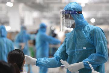 Tối 6/10, Hà Nội thêm 1 ca mắc Covid-19 là nhân viên y tế, cả ngày có 7 trường hợp