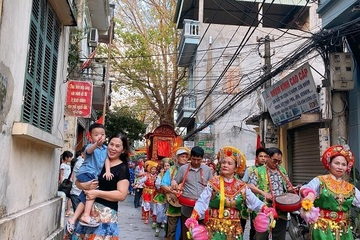 Sẽ có cổng thông tin về Lễ hội truyền thống Việt Nam