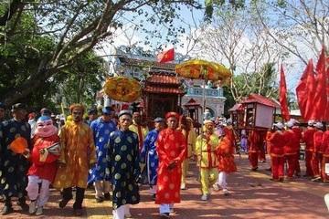 Đề cử Lễ hội Đô thị Nước Mặn vào Danh mục di sản văn hóa phi vật thể quốc gia