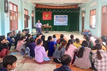 Nhiều giải pháp giảm nạn tảo hôn, hôn nhân cận huyết ở Bình Định