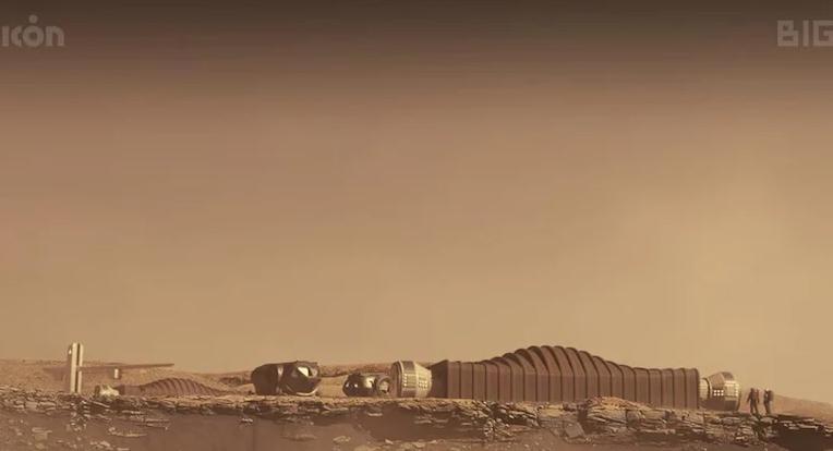 Thử nghiệm cuộc sống như trên sao Hoả ngay địa điểm đặc biệt trên Trái Đất