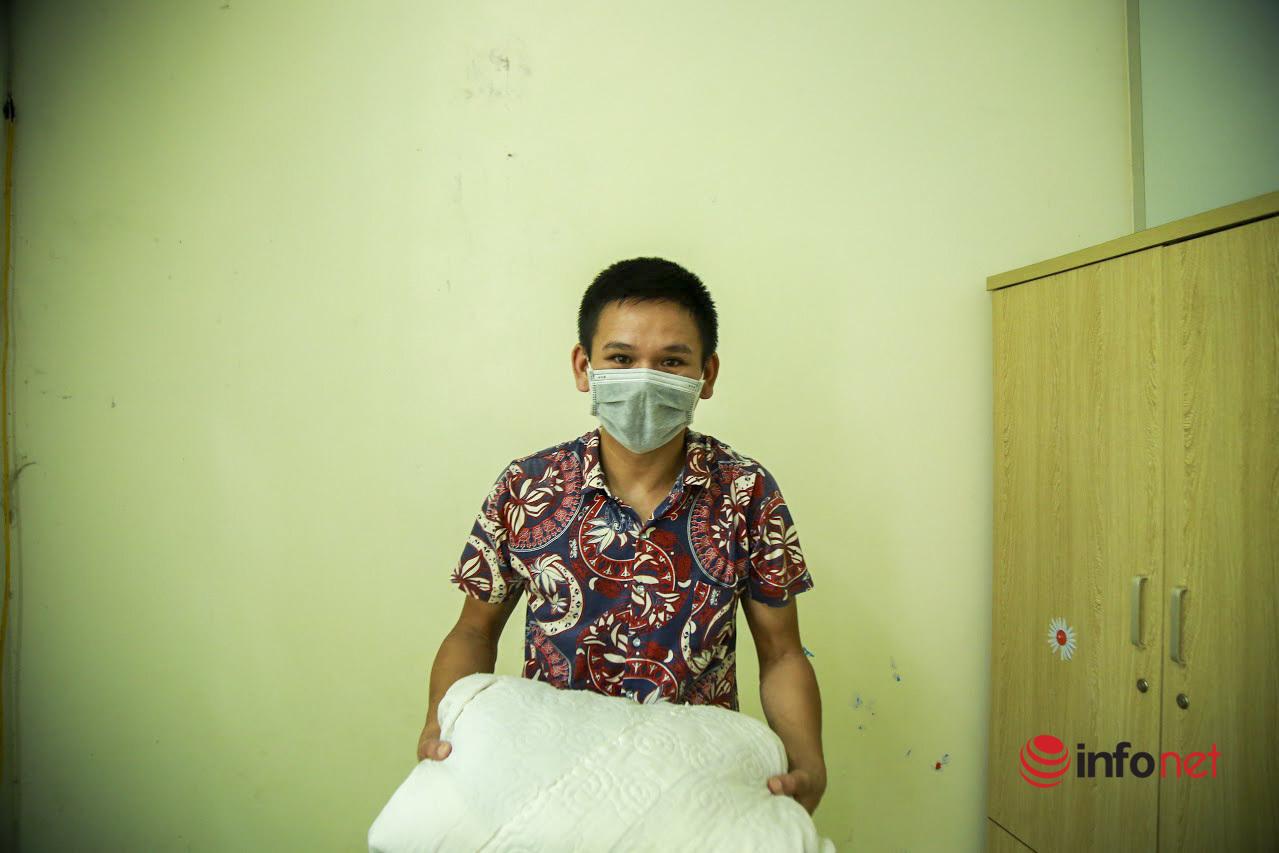 Bà chủ trọ ở Hà Nội mời người khó khăn ở miễn phí qua mùa dịch