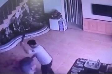 Nghi phạm dùng dao chém liên tiếp vào người tình ở Ninh Bình là tội phạm đang bị truy nã