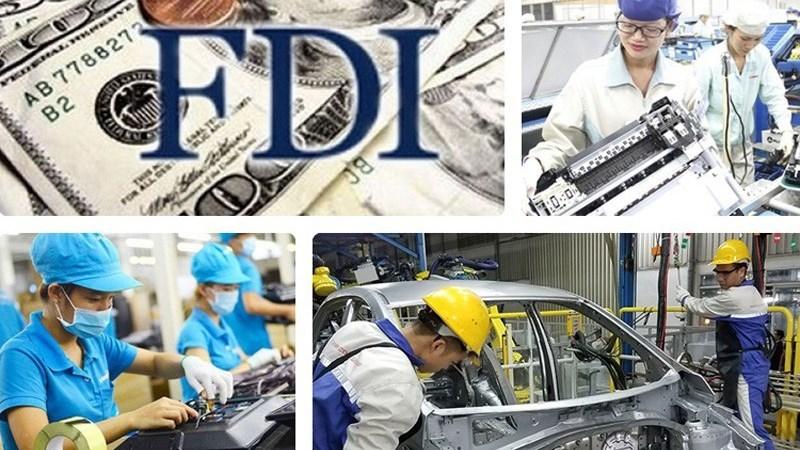 Vốn thực hiện FDI 7 tháng đầu năm ước đạt 10,5 tỷ USD