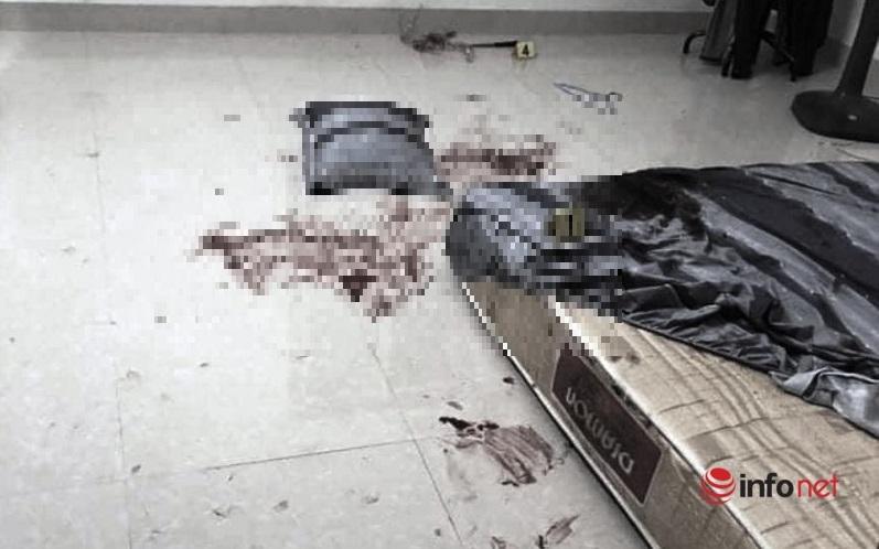 Truy bắt đối tượng đâm 2 người trọng thương trong đêm ở huyện biên giới Nghệ An