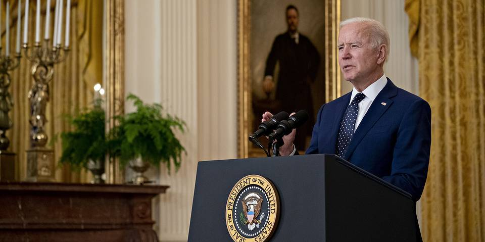 Mặc cho Taliban uy hiếp, ông Biden sẽ không thay đổi kế hoạch rút quân khỏi Afghanistan