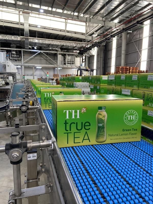 Khám phá hành trình giữ trọn giá trị thật của trà tự nhiên với TH true TEA