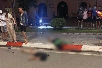 Tai nạn giao thông, 2 thanh niên đi xe máy tử vong ở Lạng Sơn
