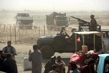 Afghanistan nguy cơ thất thủ trước Taliban khi Mỹ còn chưa rút hết quân