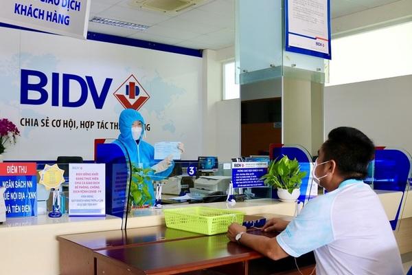 BIDV triển khai chương trình tín dụng dịch vụ đặc biệt 'Đồng hành cùng ngành Y, chung tay vượt đại dịch'
