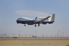 Tại sao Hải quân Mỹ từ chối nâng cấp UAV MQ-4C?