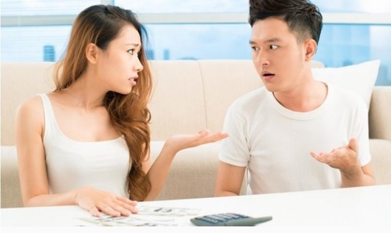 vợ chồng,thu nhập,công ty gia đình