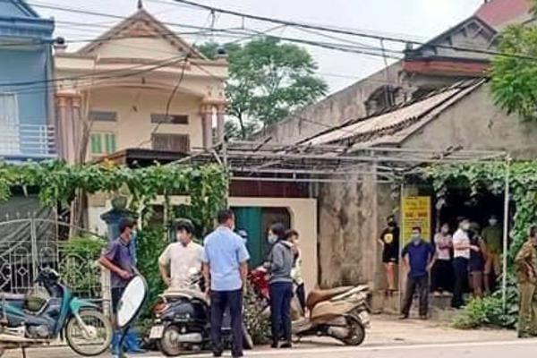 Phát hiện 2 người hàng xóm gần nhà tử vong bất thường