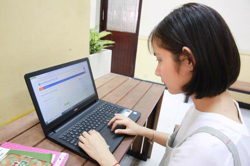 học trực tuyến,năm học mới,trường Lương Thế Vinh,trường Newton