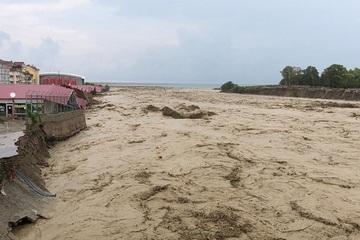 Sau cháy rừng, Thổ Nhĩ Kỳ lại hứng chịu đợt lũ lụt mạnh