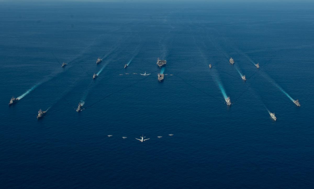 Trung Quốc lo ngại gì trước sức mạnh ngày càng 'đáng sợ' của Hải quân Mỹ?