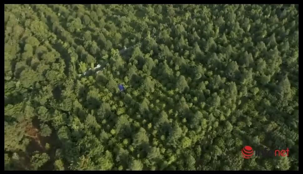 9X tự cách ly giữa khu vườn 10.000m2, quay clip sinh hoạt 'gây sốt'