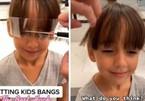 Bà mẹ chia sẻ video mẹo cắt tóc cho con tại nhà có gì lạ mà thu hút 9,3 triệu lượt xem?