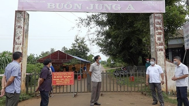 Đắk Lắk: Tăng cường phòng chống Covid-19 trong vùng dân tộc thiểu số