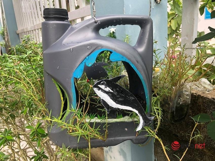can nhựa,tái chế can nhựa