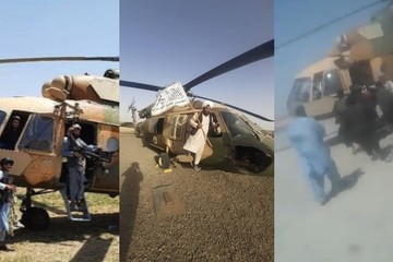 Mỹ tốn 88 tỉ USD tài trợ, quân đội Afghanistan vẫn nhanh chóng bại trận trước Taliban