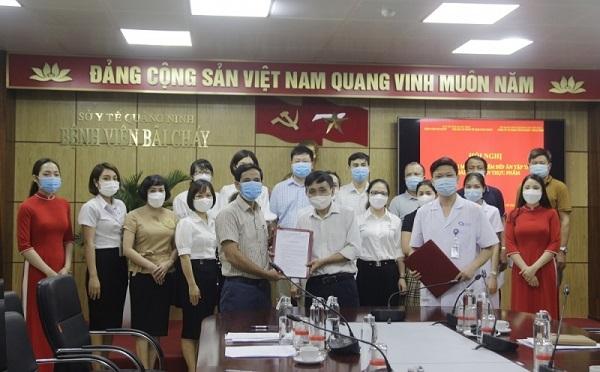 Quảng Ninh triển khai mô hình điểm bếp ăn tập thể an toàn thực phẩm năm 2021
