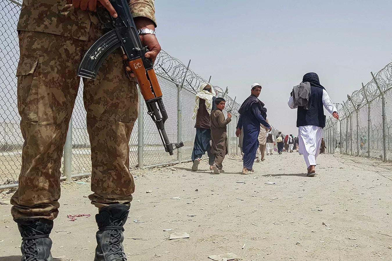 Động thái của các bên trước tình hình ở Afghanistan