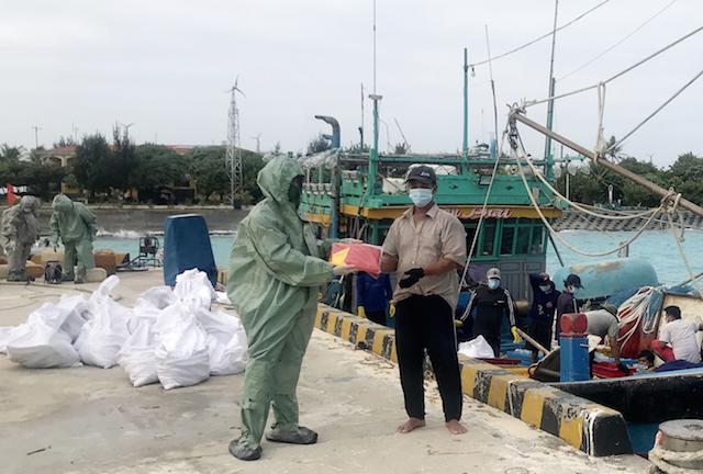 biển đảo,kinh tế biển,ngư dân